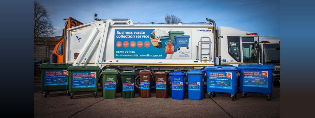 Did you know we collect business waste?