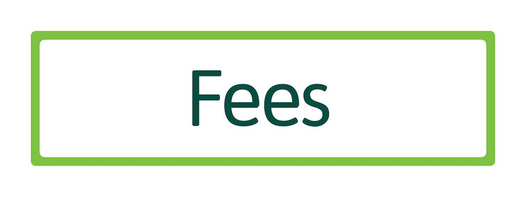 Link icon to Fees information